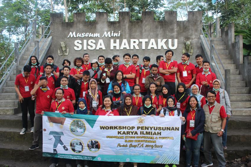 Workshop Penyusunan Karya Ilmiah