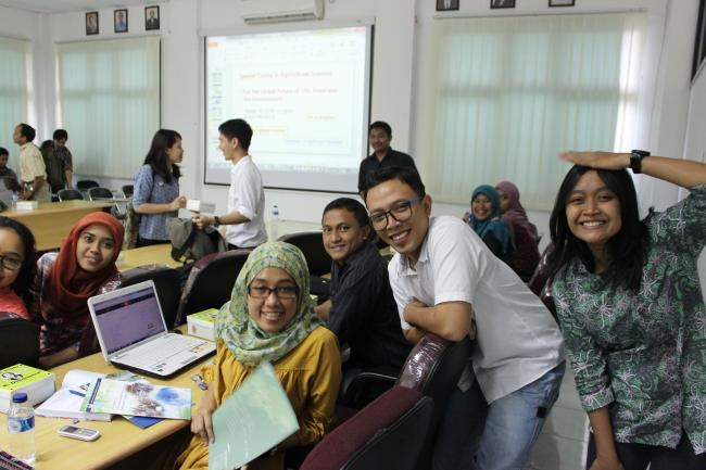 Workshop Program Double Degree FKT UGM dan Kyoto University